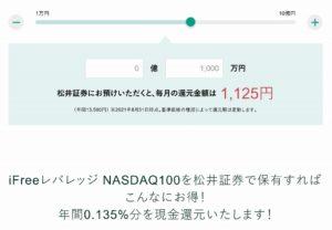 iFreeレバレッジ NASDAQ100の評価は?