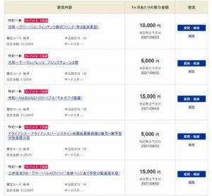 【SBI証券】テンバガー経験者が三井住友カードで選んだ投資信託5選【投信積立】